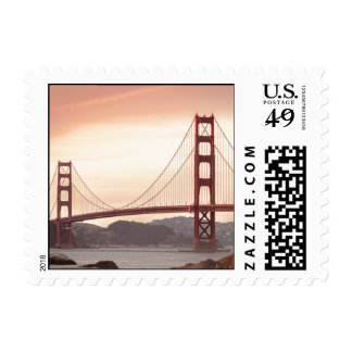 Golden Gate Bridge, San Francisco Postage