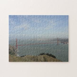 Golden Gate Bridge San Francisco Puzzle