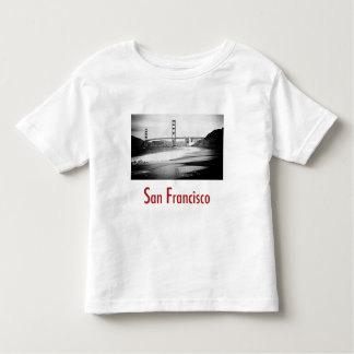 Golden Gate Bridge, San Francisco Toddler T-shirt