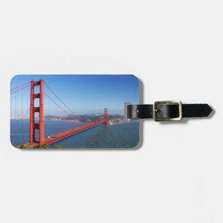 Golden Gate Bridge, San Francisco Travel Luggage Tag