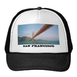 Golden Gate Bridge, San Francisco Trucker Hat