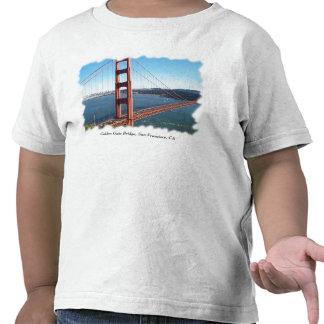Golden Gate Bridge, San Francisco T Shirt