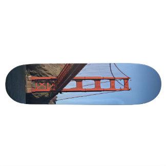 Golden Gate Bridge Skateboard Deck