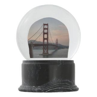 Golden Gate Bridge Snow Globe