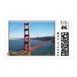 golden gate bridge stamp