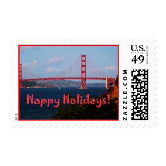 Golden Gate Bridge Stamp