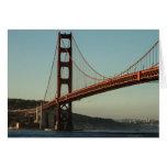 Golden Gate Bridge Stationery Note Card