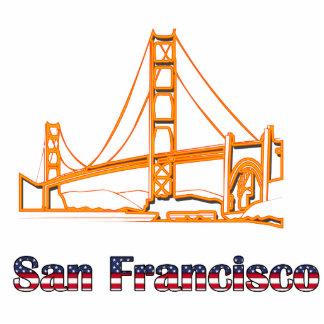 Golden Gate Bridge Statuette