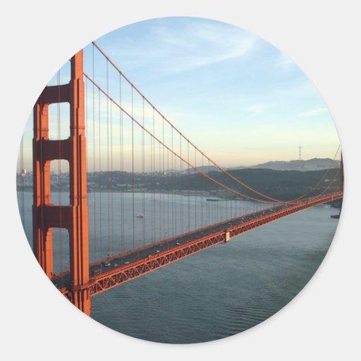 Golden Gate Bridge Stickers