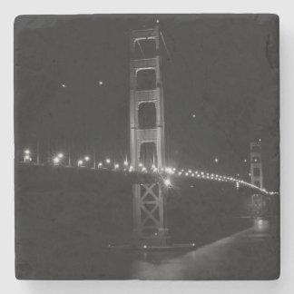 Golden Gate Bridge Stone Coaster