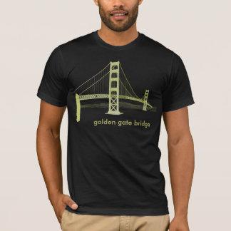 golden gate bridge tshirt