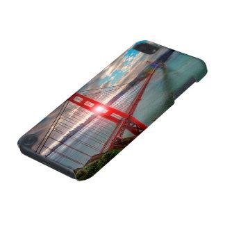 Golden Gate Bridge with Sun Shining through. iPod Touch (5th Generation) Case