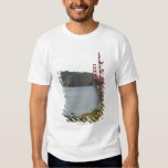 Golden Gate bridge with view to Marin County Shirt
