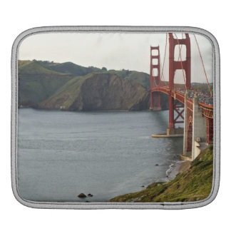Golden Gate bridge with view to Marin County Sleeve For iPads