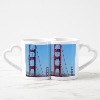 Golden Gate Coffee Mug Set