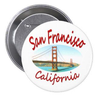 Golden Gate de San Francisco California Pins