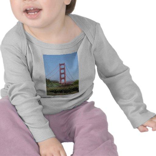Golden Gate de San Francisco Camisetas