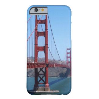 Golden Gate de San Francisco Funda De iPhone 6 Barely There