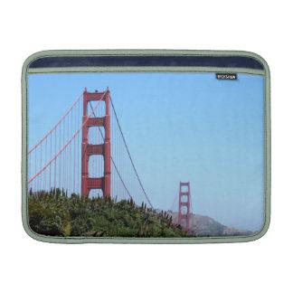 Golden Gate de San Francisco Funda Macbook Air