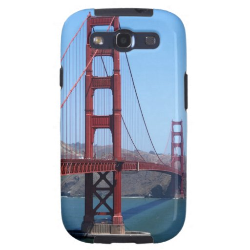 Golden Gate de San Francisco Galaxy S3 Fundas