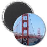 Golden Gate de San Francisco Iman De Nevera