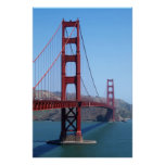 Golden Gate de San Francisco Impresiones