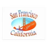 Golden Gate de San Francisco Postal