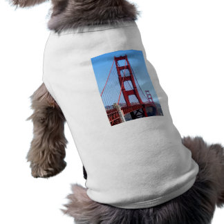 Golden Gate Pet Tee