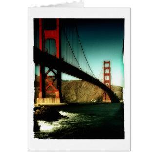 Golden Gate Edge Card