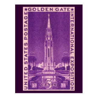 Golden Gate Exposition, San Francisco 1939 Post Cards