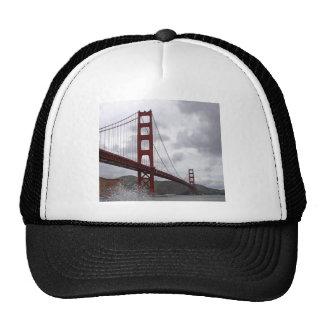Golden Gate from Fort Point Trucker Hats
