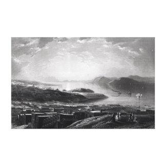 Golden Gate, from Telegraph Hill Canvas Print