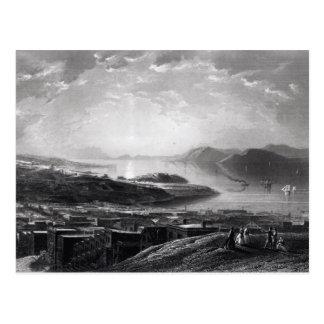 Golden Gate, from Telegraph Hill Postcard