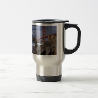 Golden Gate from the Pacific Coffee Mugs