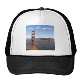 Golden Gate, gorra de San Francisco