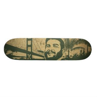Golden Gate Guevara Skateboard Deck