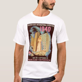 Golden Gate International Exposition 1940 T-Shirt