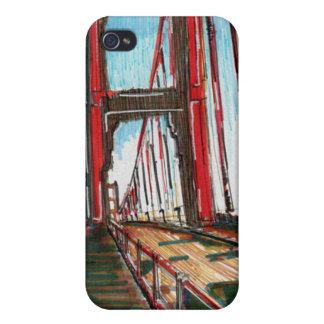 Golden Gate iPhone 4/4S Carcasas