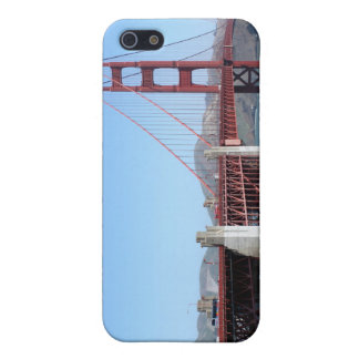 Golden Gate iPhone 5 Covers