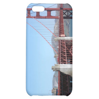 Golden Gate Case For iPhone 5C