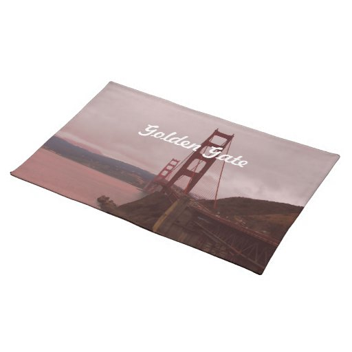 Golden Gate Manteles Individuales