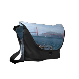 Golden Gate Messenger Bag