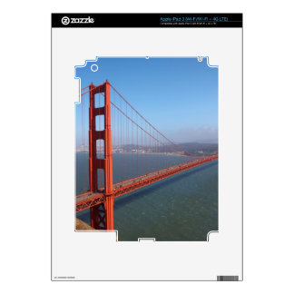 Golden Gate National Recreation area Decal For iPad 3