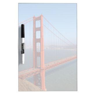 Golden Gate National Recreation area Dry-Erase Whiteboard
