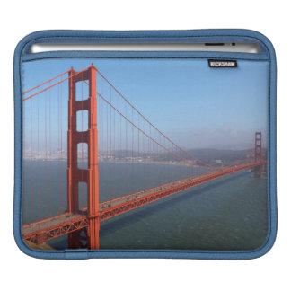 Golden Gate National Recreation area iPad Sleeve