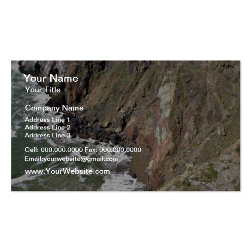 Golden Gate Nat'l Recreation Area - Coastal View P Business Card
