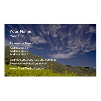 Golden Gate Nat'l Recreation Area - Marin Headland Business Card Templates