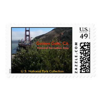 Golden Gate NRA Stamps
