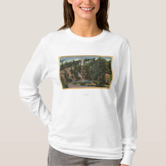 Golden Gate Park, Drake's Cross & Falls T-Shirt