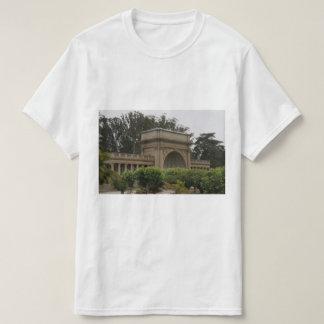 Golden Gate Park Music Concourse #2 T-shirt